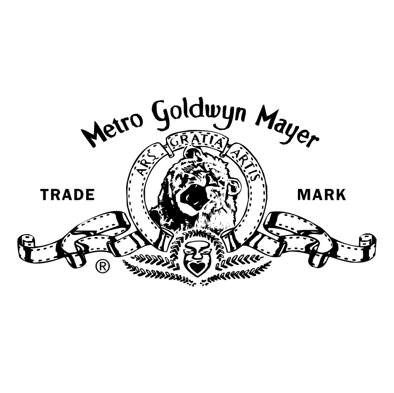 Metro Goldwyn Mayer vector