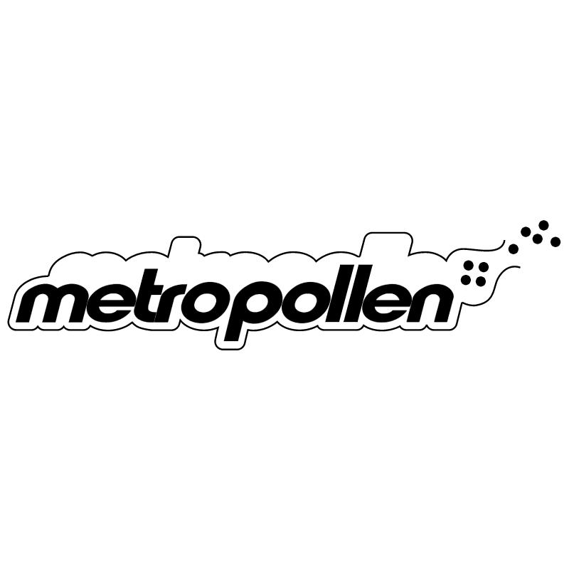 Metropollen vector logo