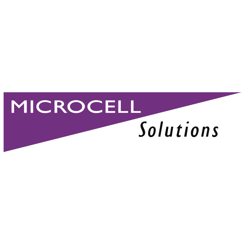 Microcell Solutions vector