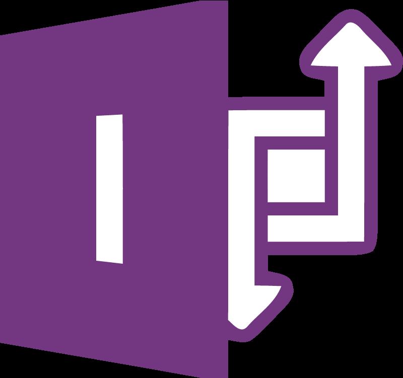 Microsoft InfoPath 2013 vector