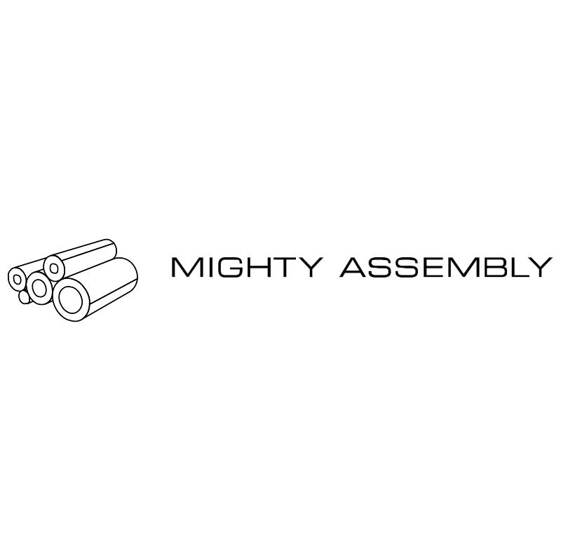 Mighty Assembly vector logo