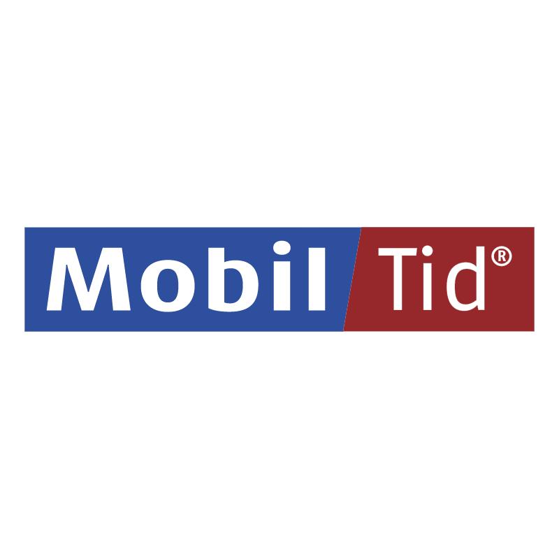 Mobil Tid vector