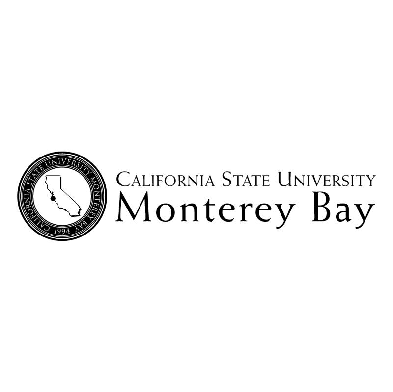 Monterey Bay vector
