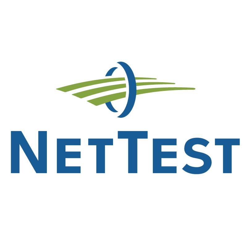 NetTest vector logo