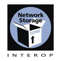 Network Storage Zone vector