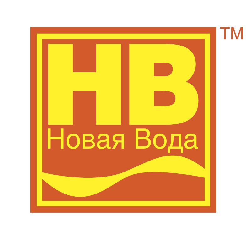 New Water vector logo