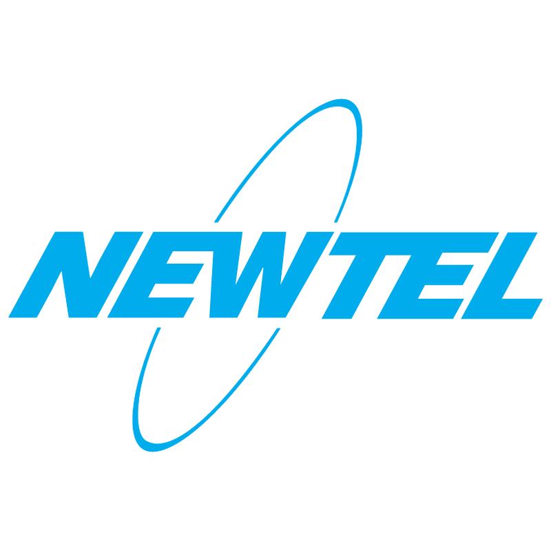 NewTel Communication vector logo