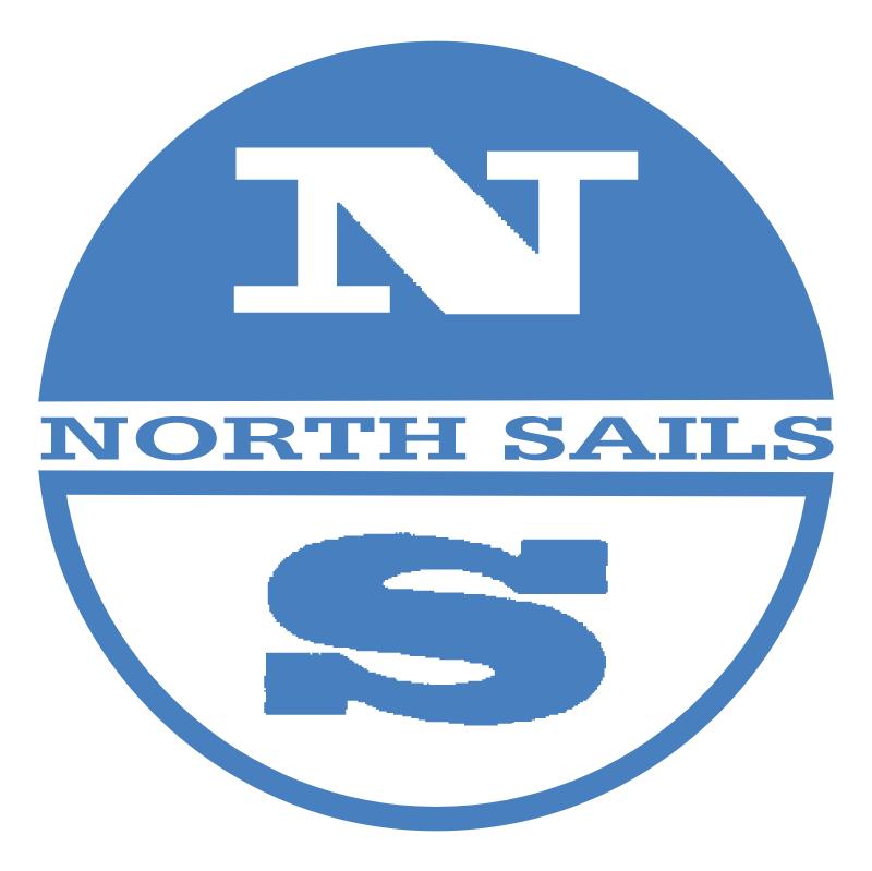North Sails vector logo