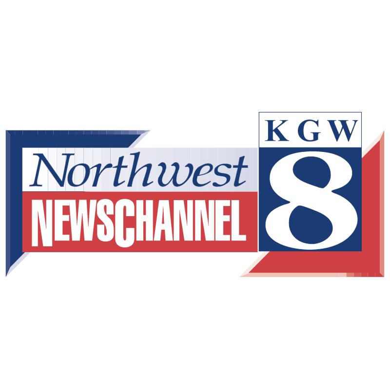 Northwest News Channel 8 vector logo