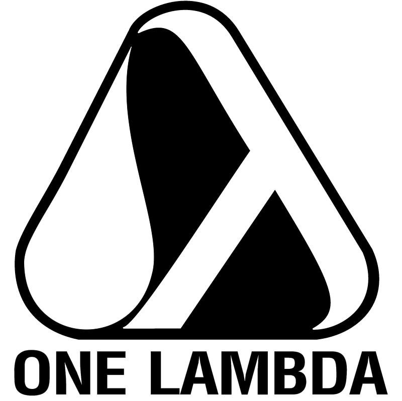 One Lambda vector