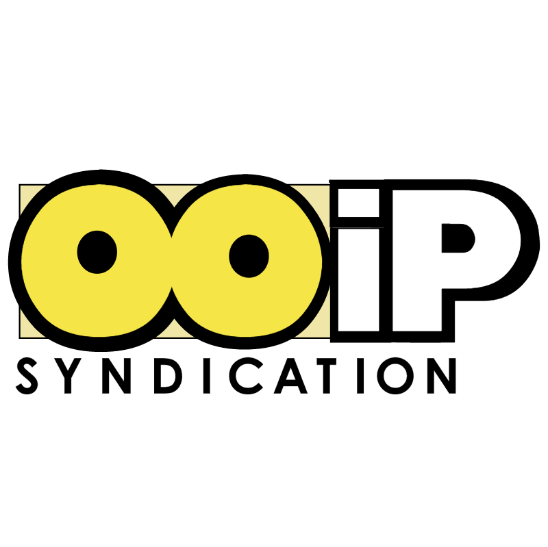 OOIP Syndication vector