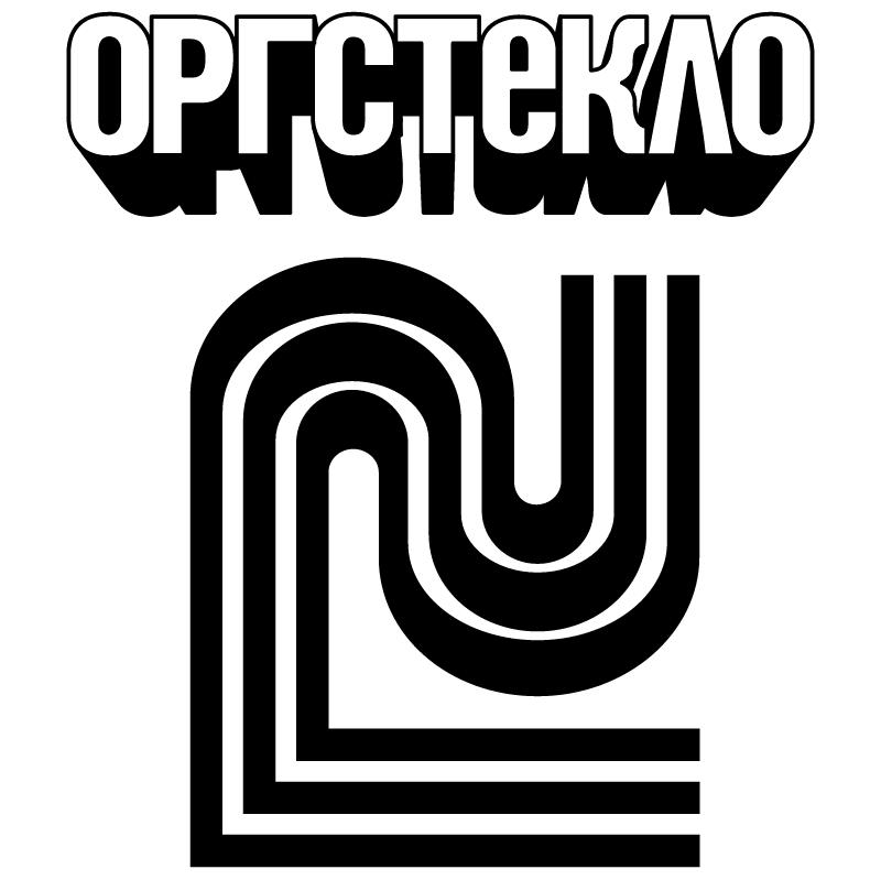 Orgsteklo vector