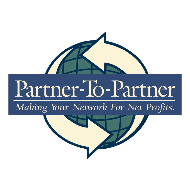 Partner To Partner vector