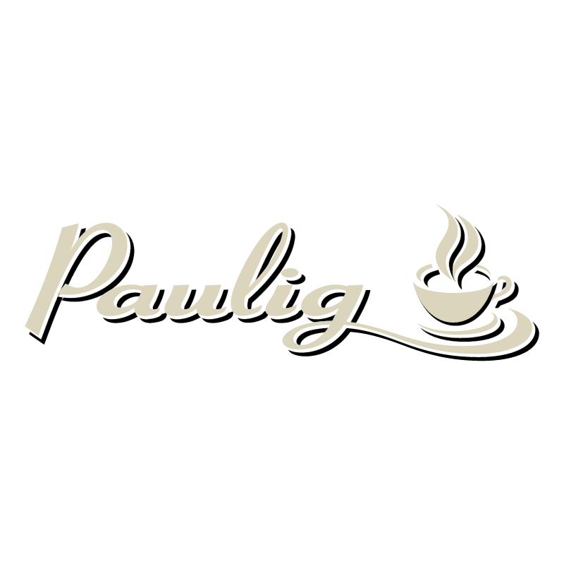 Paulig vector logo