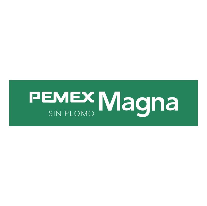 Pemex Magna vector