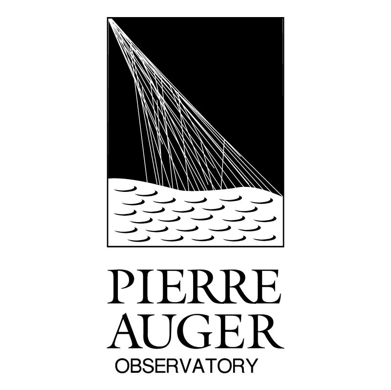 Pierre Auger vector logo