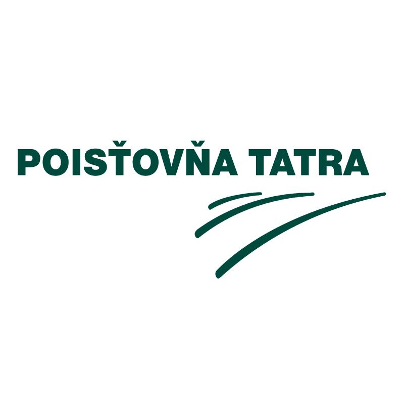Poistovna Tatra vector