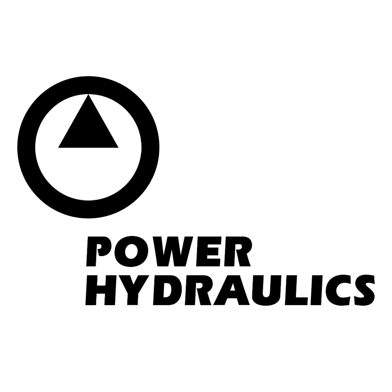 Power Hydraulics vector