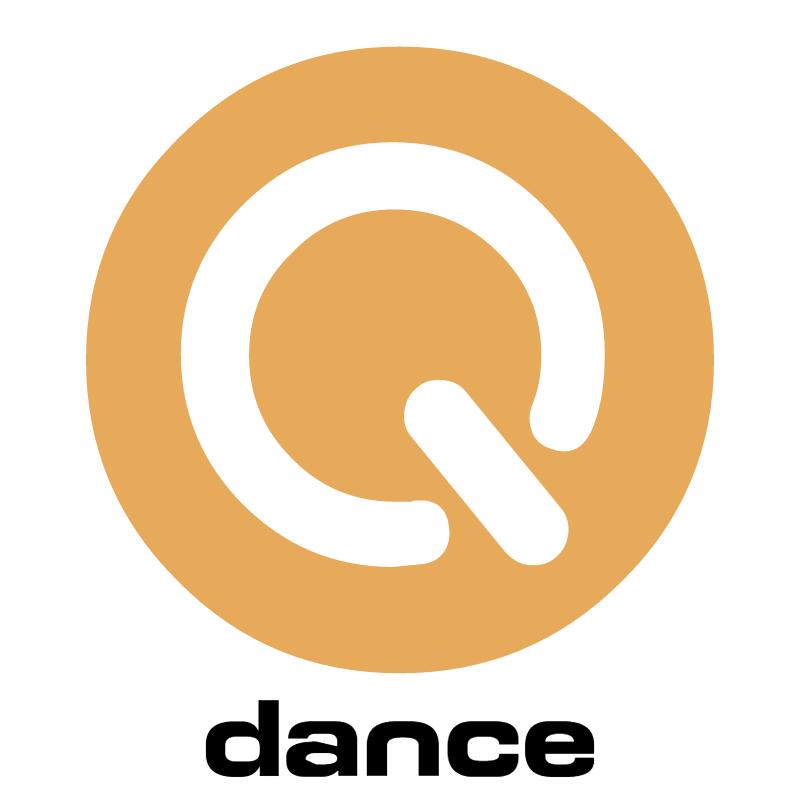 Q dance vector logo