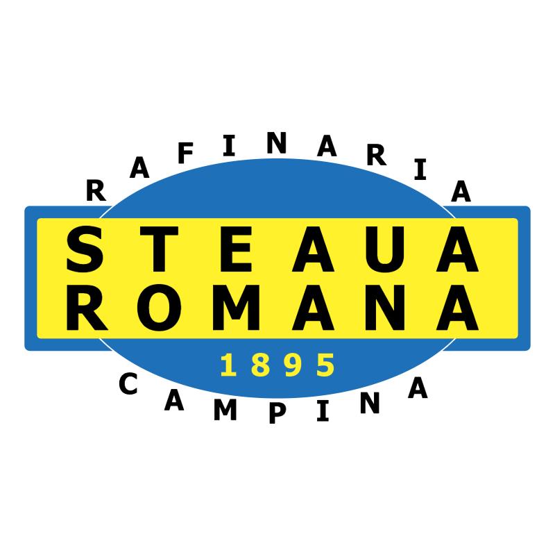 Rafinaria Steaua Romana vector