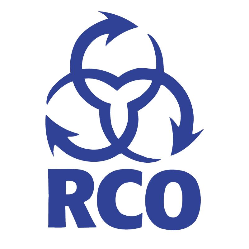 RCO vector logo