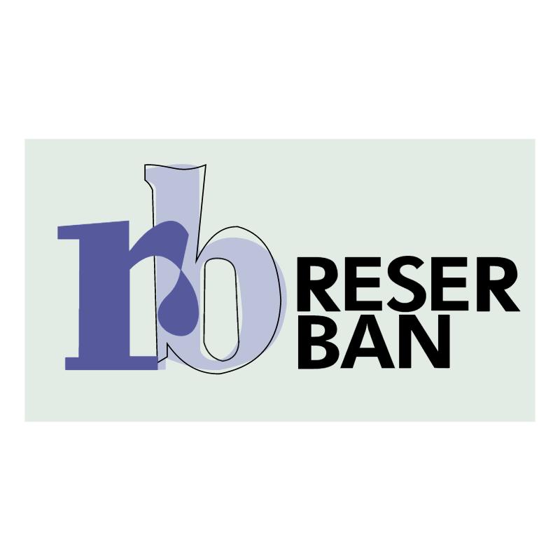 Reser Ban vector logo