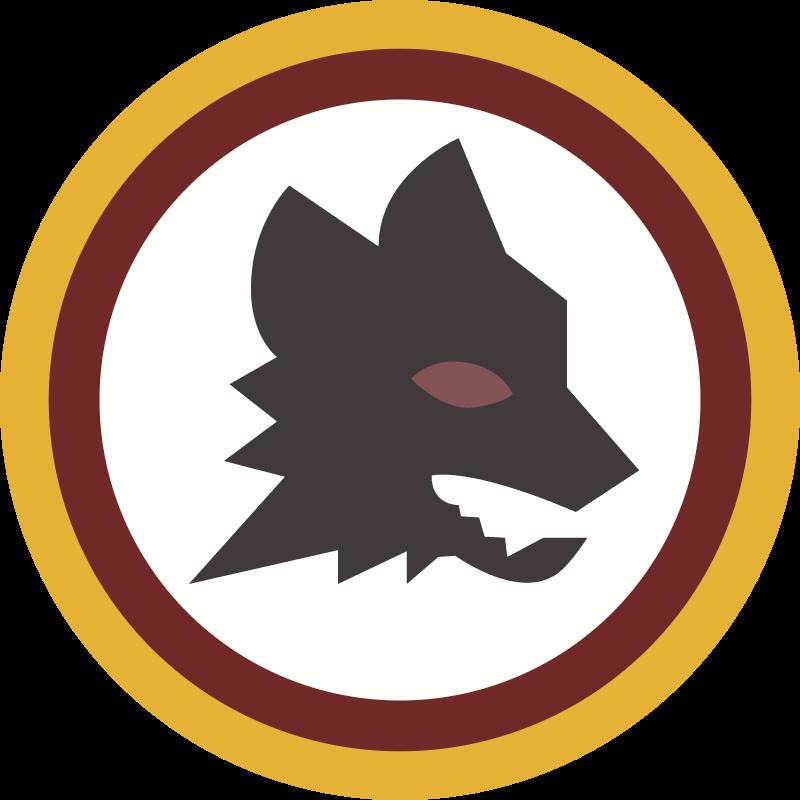 ROMA vector logo