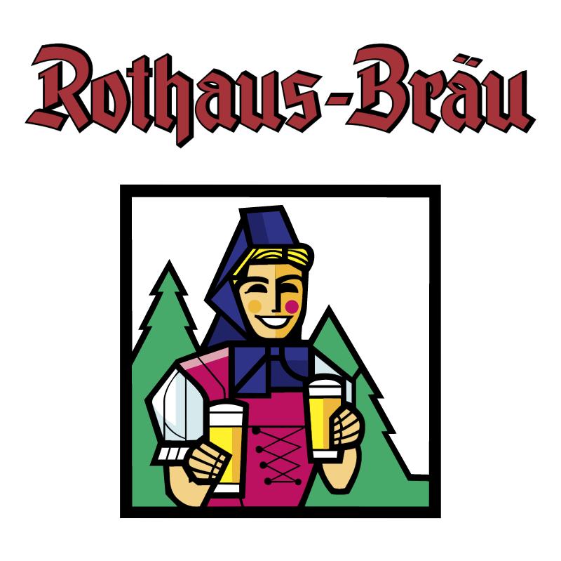 Rothaus Brau vector