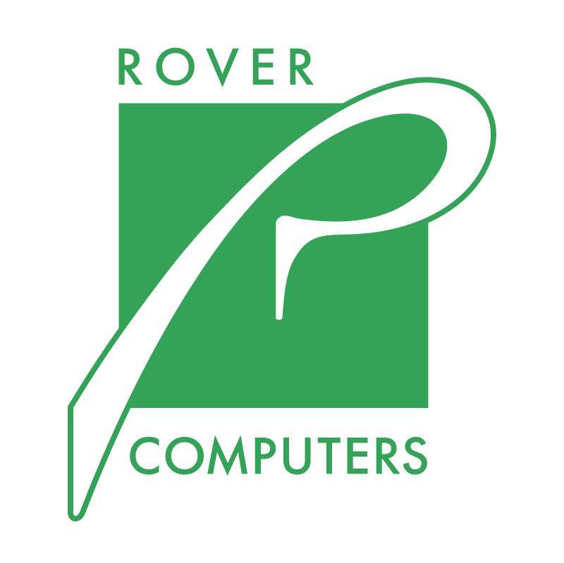 Rover Computers vector