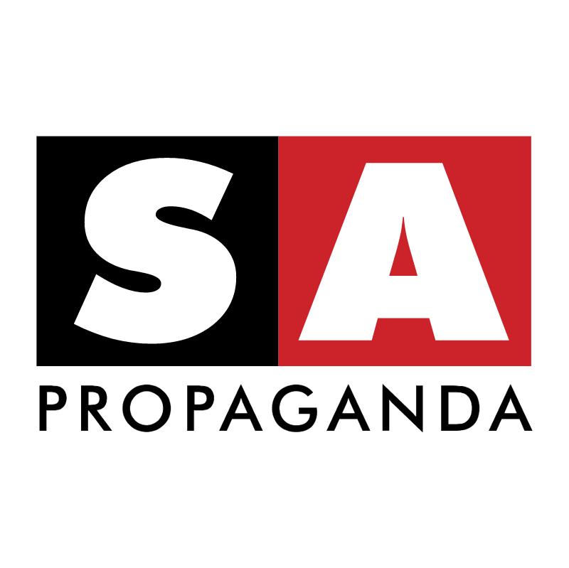 SA Propaganda vector