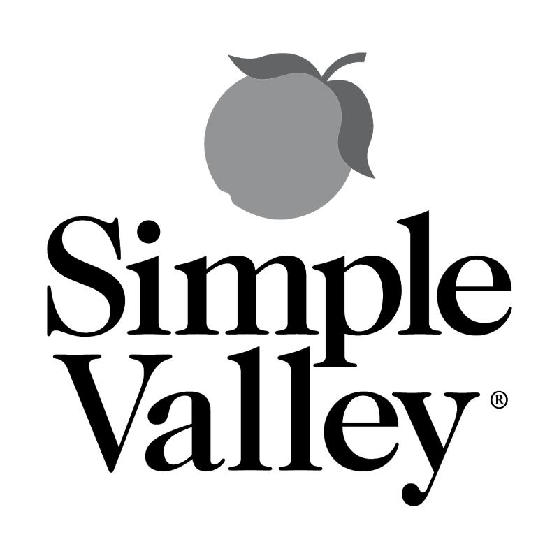 Simple Valley vector
