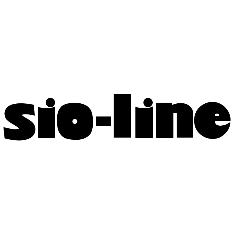 Sio line vector
