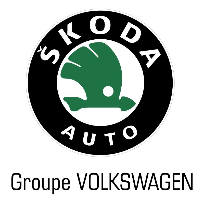 Skoda Auto vector
