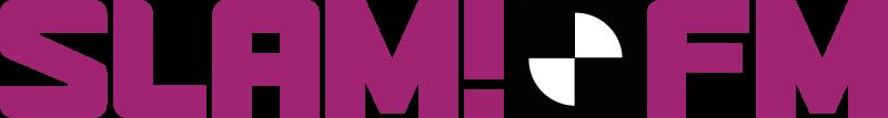 Slamfm vector logo