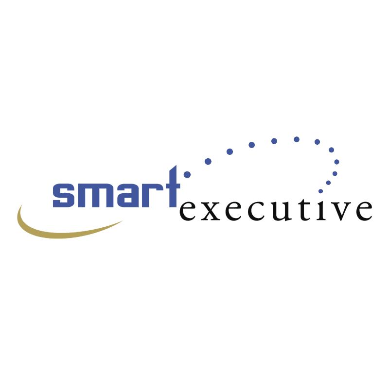 Smart Executive vector
