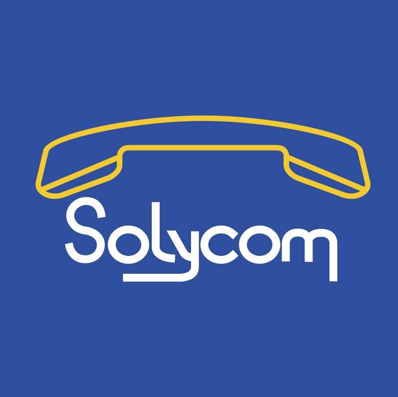 Solycom vector logo