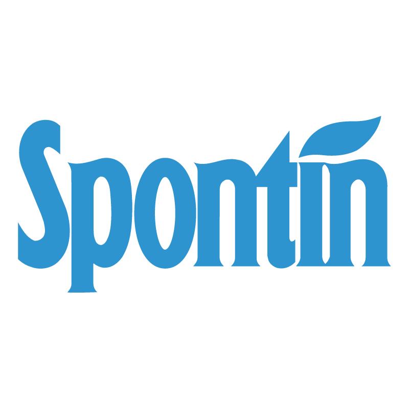 Spontin vector logo