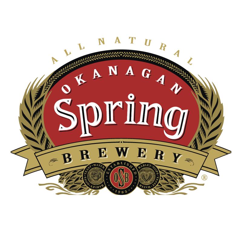 Spring vector logo