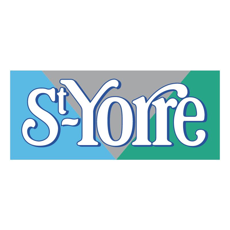 St Yorre vector