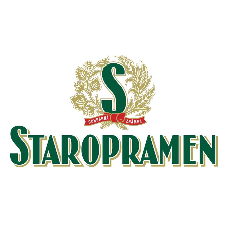 Staropramen vector