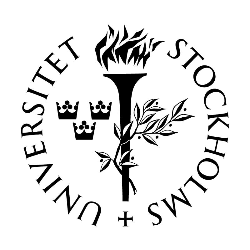 Stockholms universitet vector logo