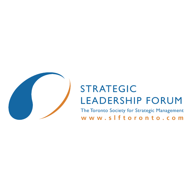 Strategic Leadership Forum vector