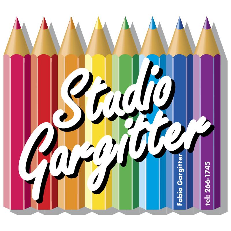 Studio Gargitter vector