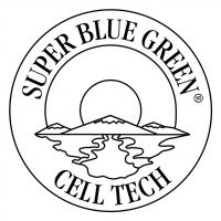 Super Blue Green vector