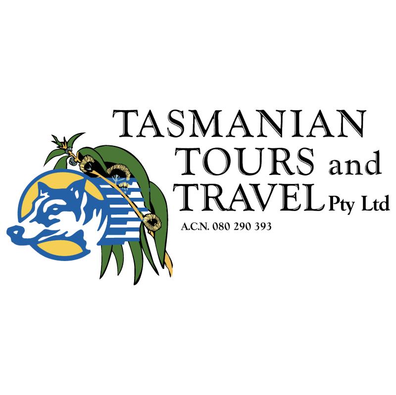 Tasmanian Tours vector