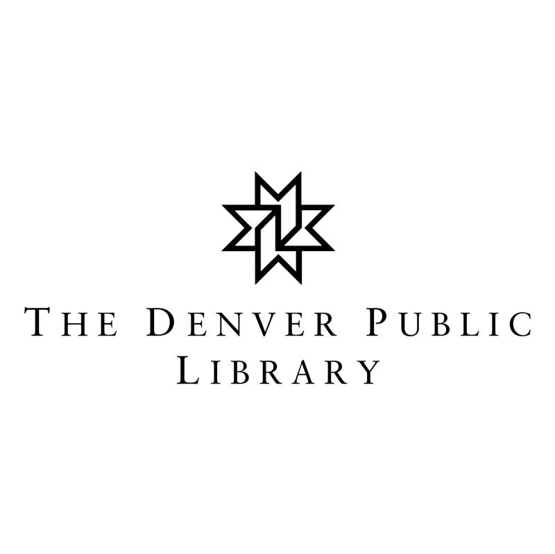 The Denver Public Library vector