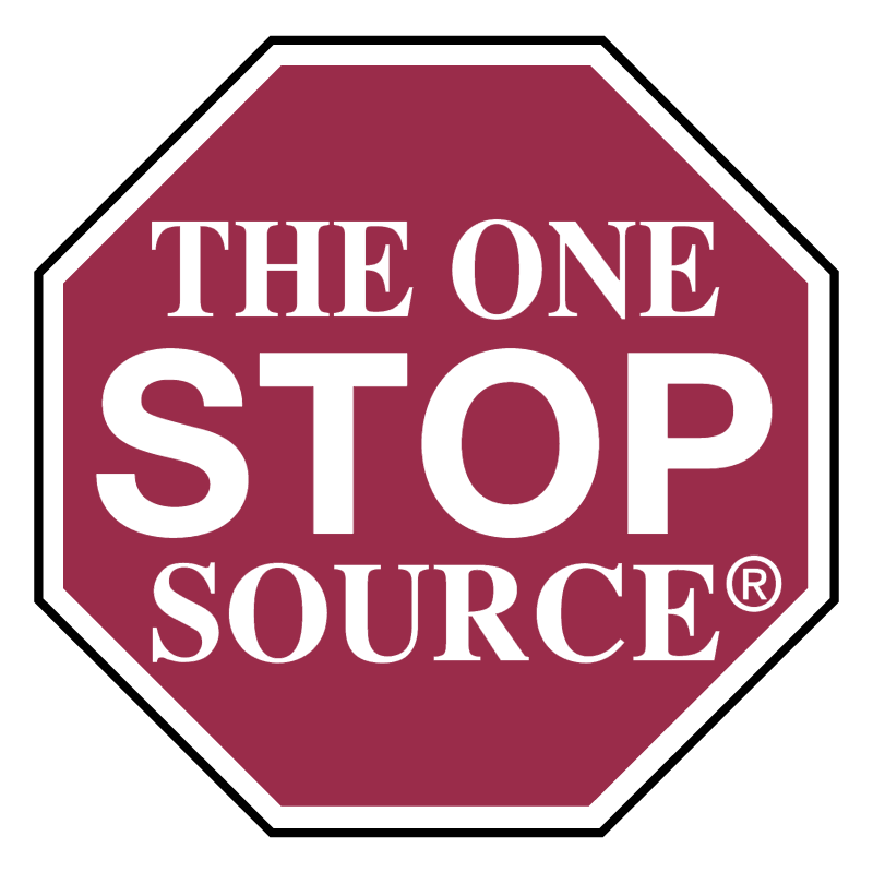 The One Stop Source vector
