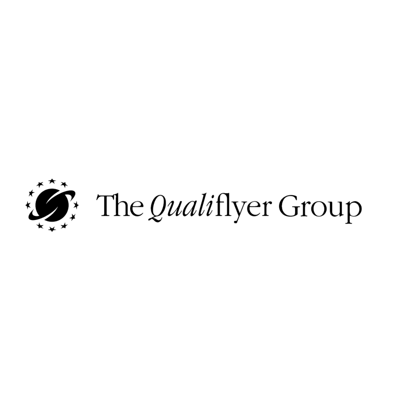 The Qualiflyer Group vector logo