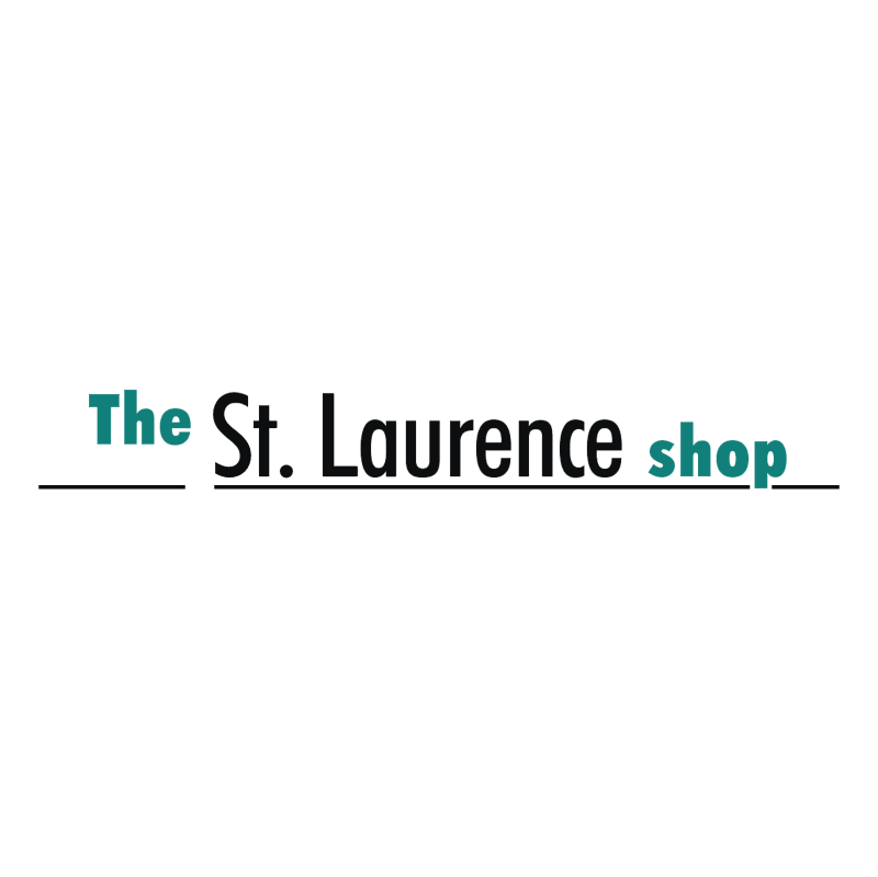 The St Laurence shop vector