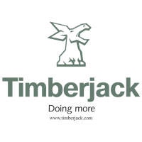 Timberjack vector
